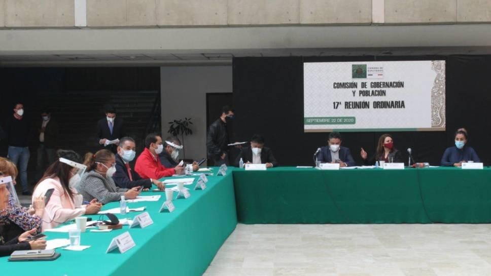 Legisladores avalan reforma para que la Secretaría de Marina controle puertos