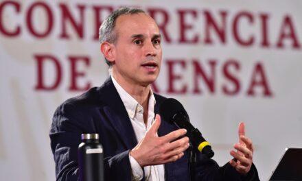 Cancela López-Gatell participación en foro sobre atención a niños con cáncer