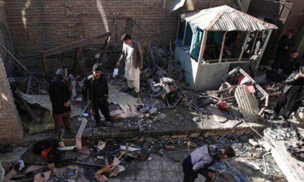 Mueren 14 personas por explosión de mina artesanal en Afganistán