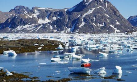 Groenlandia está en camino de perder hielo más rápido que en cualquier siglo en 12.000 años: estudio