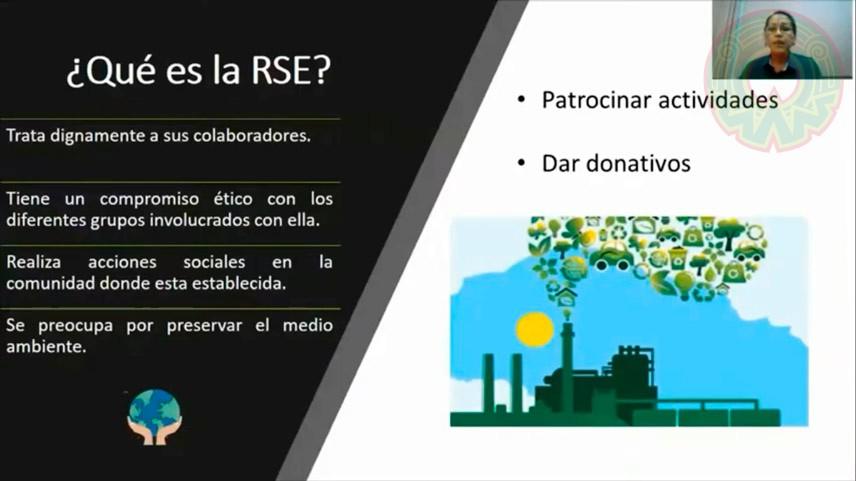 La RSE se preocupa por el cuidado del medio ambiente