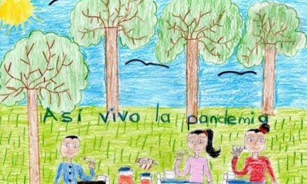Universitarios convocaron a niños a escribir sobre la pandemia