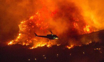 Los incendios de California nos muestran el Armagedón climático