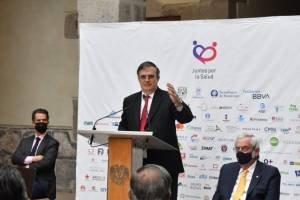 México iniciará pruebas de Fase 3 de vacuna contra Covid-19 en octubre: Ebrard