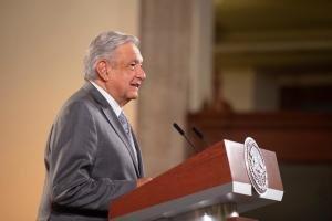 Es un hecho histórico eliminar fuero al presidente: AMLO