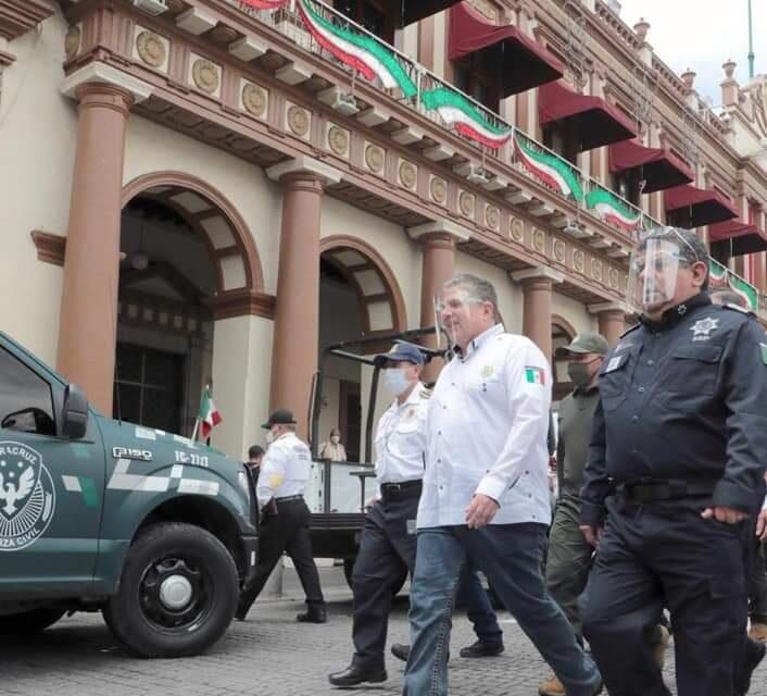Saldo blanco tras festividades patrias: Gobierno de Veracruz