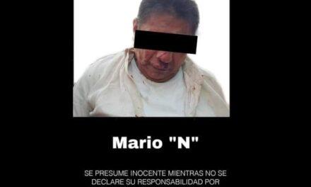 Detienen a sujeto que atropelló a 7 personas en Coatzacoalcos