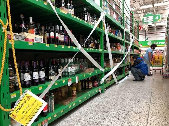 Ley Seca en Xalapa hasta el jueves 17 de septiembre