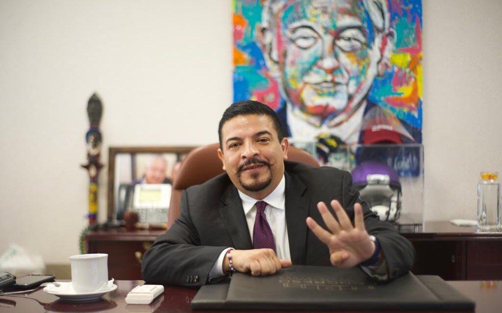 Festejar con pandemia Parlamento Veracruz. Juan Javier Gómez Cazarín.