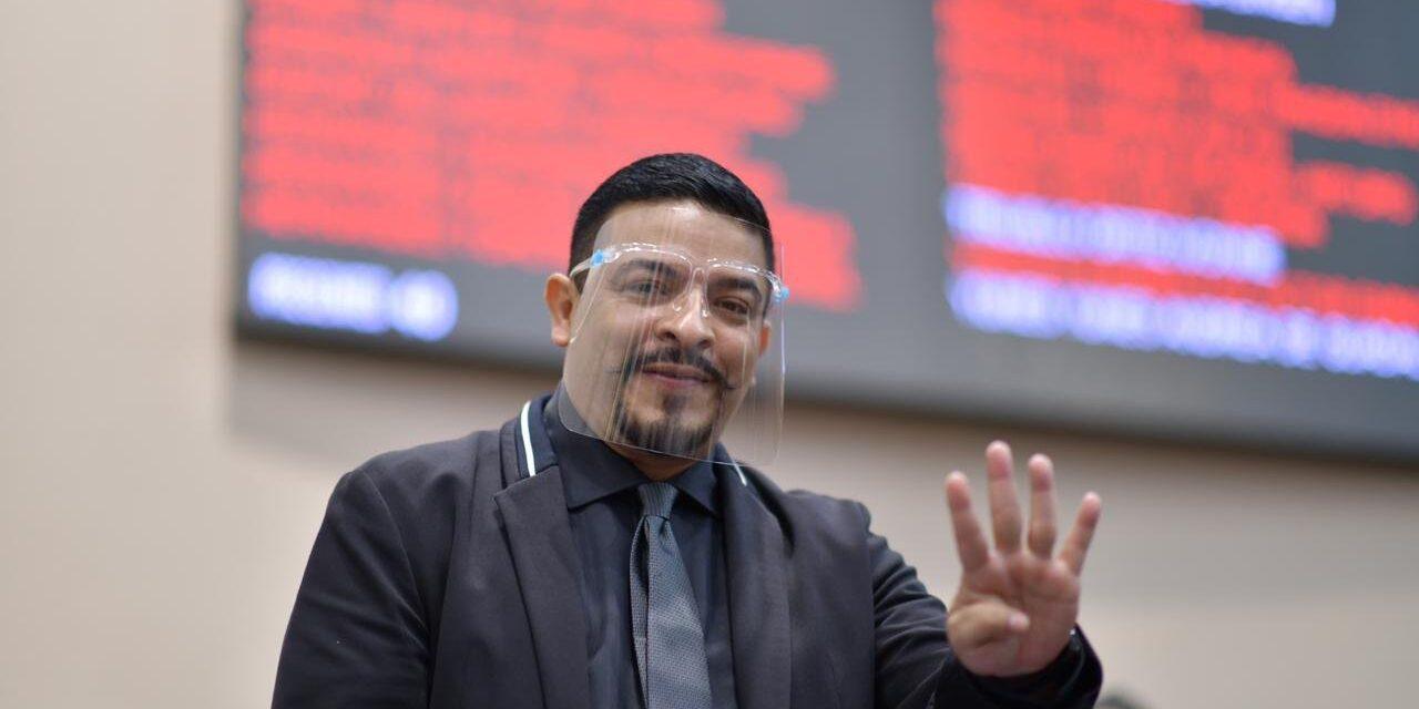 Sangre negra Parlamento Veracruz. Juan Javier Gómez Cazarín