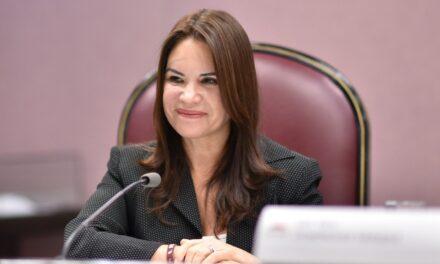 Propone diputada Mónica Robles reformar el Código Electoral del estado