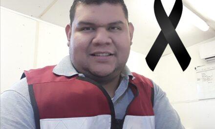 Fallece por COVID-19 director de Protección Civil de Catemaco, Veracruz