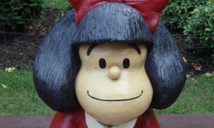 Este miércoles murió Joaquín Salvador Lavado Tejón, mejor conocido como Quino y como el padre de Mafalda, la caricatura de una niña curiosa.