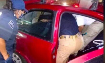 Mujer da a luz en su automóvil en Orizaba, Veracruz