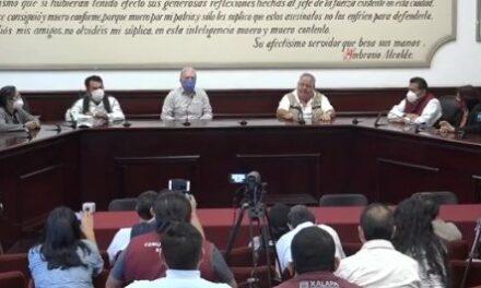Se va respetar el parque La Loma, Cuartel Guardia Nacional se construirá en otro terreno, cercano: Hipólito Rodríguez