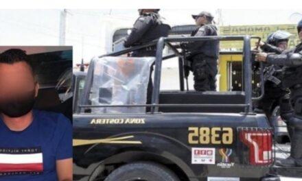 """Caen colombianos por robo; aplicaban el método de la """"llanta ponchada"""" en Merida"""