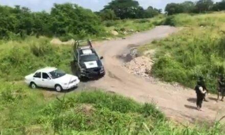 Localizan persona sin vida en la autopista Veracruz-Xalapa, a la altura de La Antigua