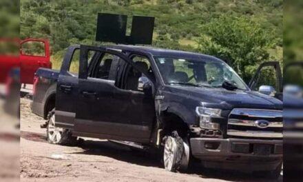 6 policías muertos y 7 heridos en emboscada en Mezquital, Durango