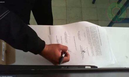 Facultad de Arquitectura UV firmó convenio con Sedesol