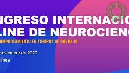 Neuroetología UV invita al Congreso Internacional de Neurociencias