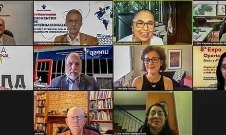 Inició VIII Encuentro de Internacionalización en la UV