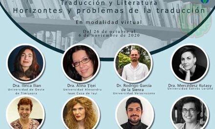 UV invita al IV Curso-Taller de Traducción y Literatura