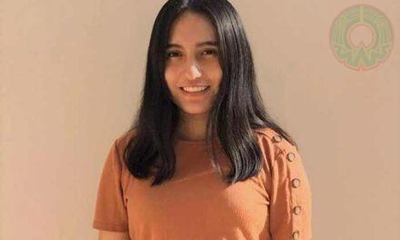 """Siempre trato de resolver mis dudas"": Nathaly Tapia, alumna destacada"