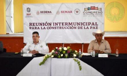 Respaldan alcaldes de 12 municipios acciones de SSP en combate y prevención del delito