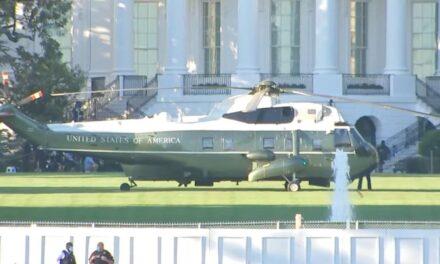 Hospitalizan por Covid-19 a Donald Trump en Centro Médico Militar
