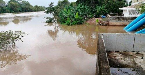 Lluvias en Tabasco han afectado a más de 591 mil personas