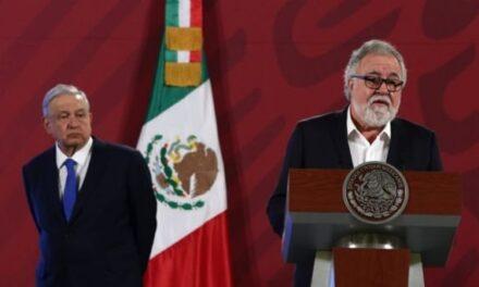 Se han encontrado 4,092 fosas clandestinas, siendo Veracruz donde más se han encontrado: Alejandro Encinas