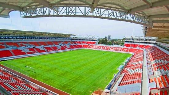 Aficionados regresarán a los estadios de fútbol en México el fin desemana