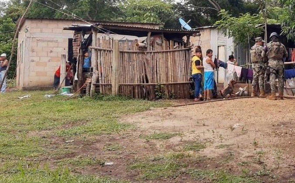 Tragedia en Acayucan, muere niño ahorcado con hamaca