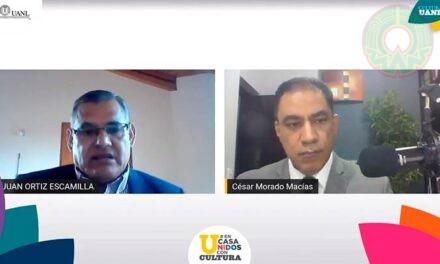 Historiador UV disertó sobre orígenes de la violencia que afecta a México