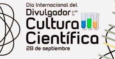 """DÍA INTERNACIONAL DE LA CULTURA CIENTÍFICA"""": REFLEXIONES CON LA MENTE Y ACCIONES CON EL CORAZÓN"""