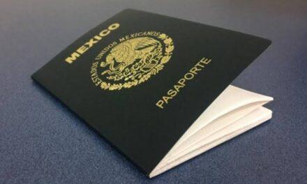 Apartir del lunes ya se podrá tramitar pasaporte en el AICM
