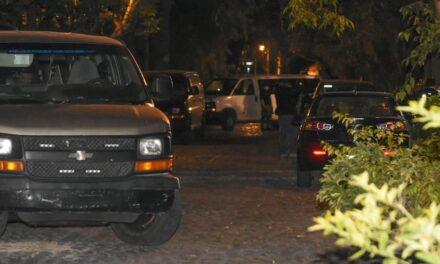 Autoridades federales y de CdMx catean el domicilio de Luis Serna, exparticular de Miguel Mancera