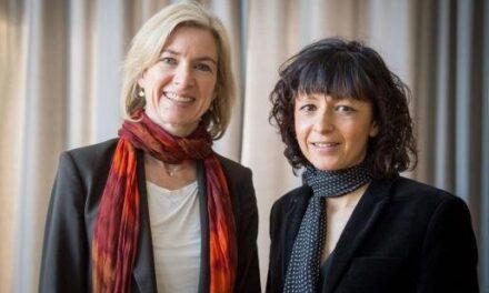 ¿Quiénes son Emmanuelle Charpentier y Jennifer Doudna , las ganadoras del Nobel de Química?