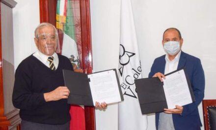 IPAX-COLVER renuevan Convenio de Colaboración en beneficio de los policías
