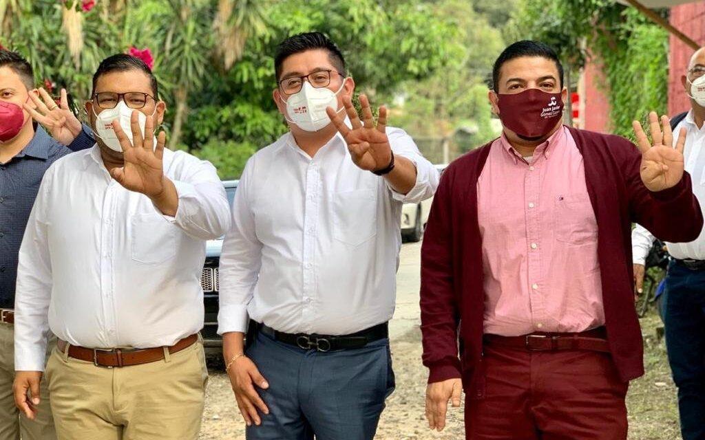 Muñoz Ledo y Esteban R. Zepeta, sinónimo de unidad en MORENA