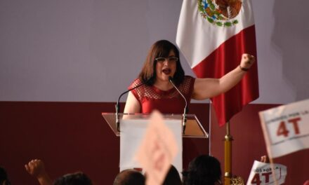 Respalda Rosalinda Galindo a Esteban R. Zepeta hacia la dirigencia estatal de MORENA