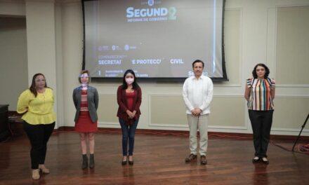 En Veracruz se invierte para fortalecer la Protección Civil a favor de la seguridad, patrimonio y vida de los veracruzanos: Ana Miriam Ferráez Centeno