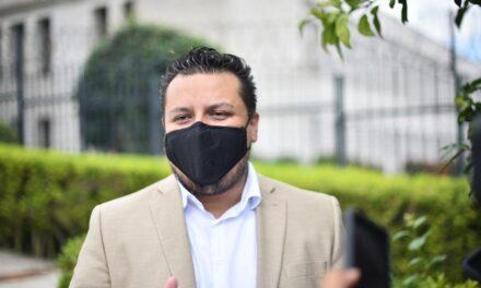 Mediáticos y sin fundamento los ataques en mi contra: Aldo Valerio Zamudio