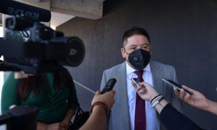 Denuncia diputado Rubén Ríos a Alcalde de Orizaba; por usurpación de funciones