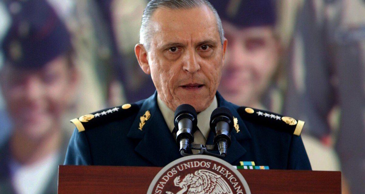 """Por años, la DEA había tratado de identifcar a una figura del narcotráfico mexicano, un hombre conocido solo como """"El Padrino"""".Era Salvador Cienfuegos"""