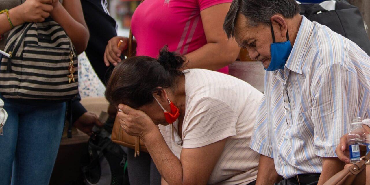 La noche de este sábado en Xalapa, 11 nuevos casos positivos de covid-19 y 1 deceso.