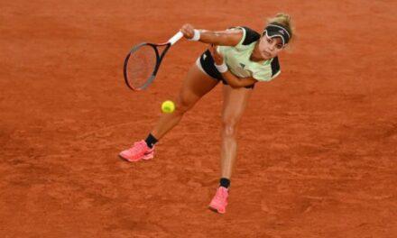 La tenista Renata Zarazúa está nominada a Premio Nacional del Deporte por su participación en Roland Garros