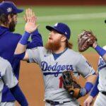 Serie Mundial MLB: Dodgers y Rays, alineación, dónde ver, hora La edición 2020 se encuentra empatada a dos juegos por bando.