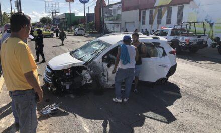 Fallece agente de Tránsito que fue arrollado por conductora en la avenida Miguel Alemán en el puerto de Veracruz