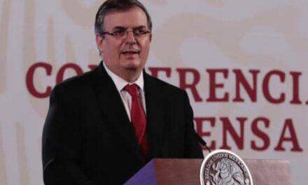 México pide reunión en la ONU para diseñar estrategia mundial contra crisis por el coronavirus